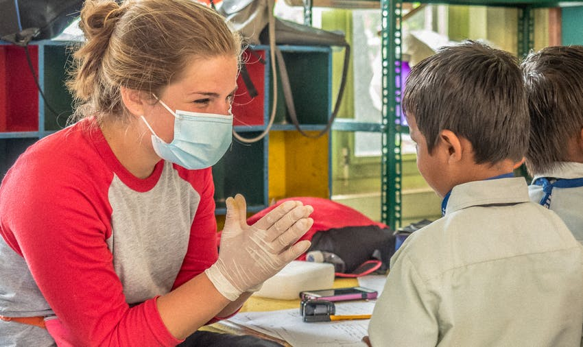 Medical and healthcare humanitarian trips