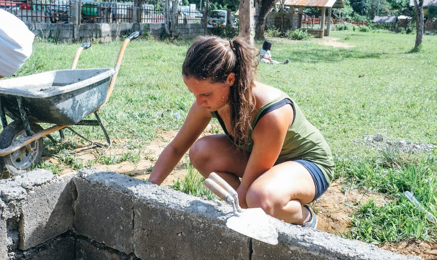 IVHQ volunteer Paola spent 5 months volunteering in the Philippines.