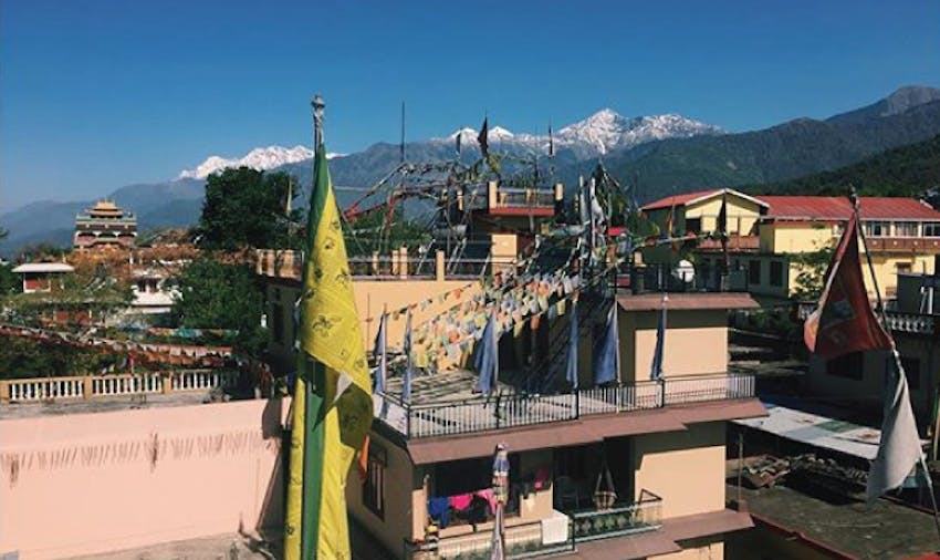 Volunteer in Dharamsala, India with IVHQ