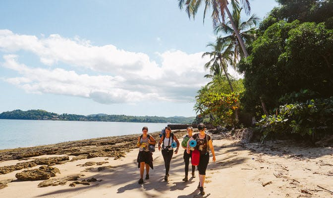 Volunteer in Madagascar with IVHQ on an island vacation