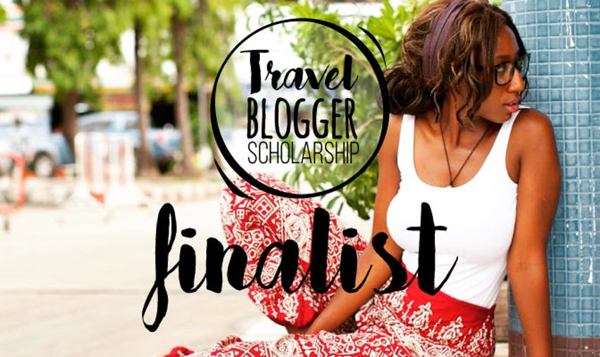 Author, Laeticia IVHQ Travel Blogger Scholarship