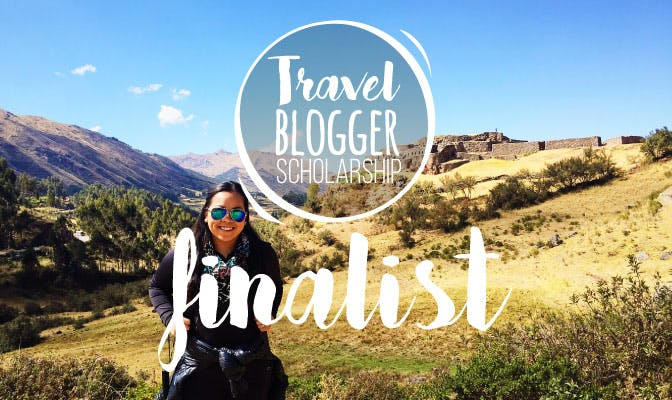 Author, Tracy IVHQ Travel Blogger Scholarship