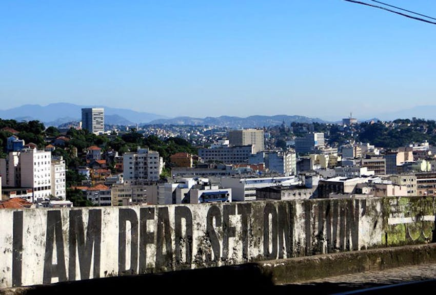 IVHQ Travel Blogger scholarship in Brazil with IVHQ