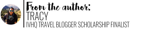 Author, George IVHQ Travel Blogger Scholarship