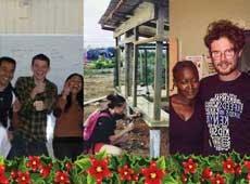 Volunteers Inspiring Us This Christmas