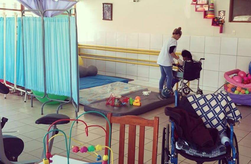 IVHQ Special Needs project in Peru