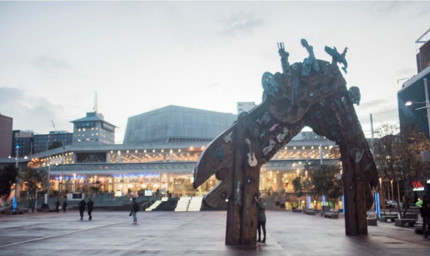 IVHQ Video Tour: New Zealand - Blog - Aotea Square