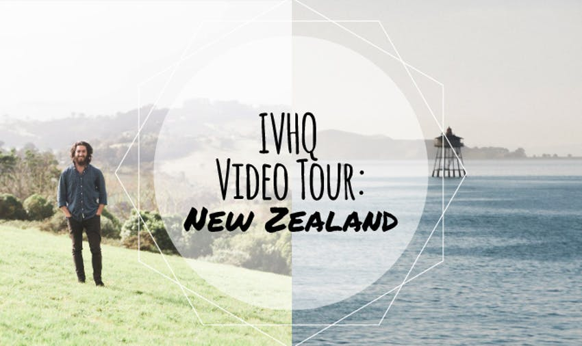 IVHQ Video Tour: New Zealand - Blog - Andrew Ahmed