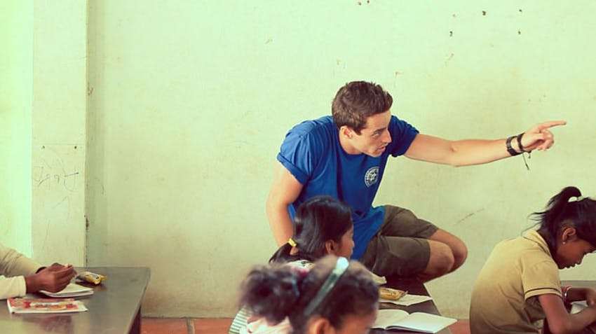 Volunteer abroad programs 2016 - Cambodia