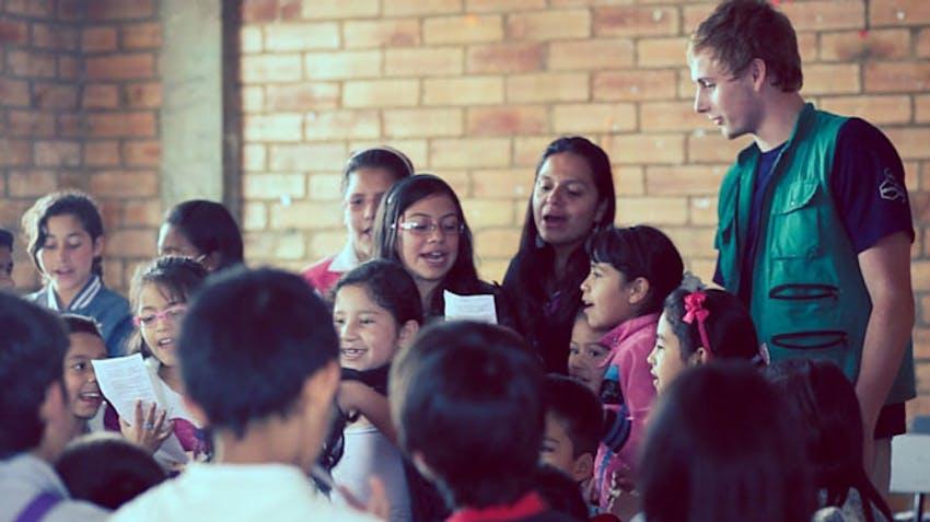 Volunteer abroad programs 2016 - Colombia