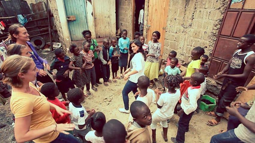 Volunteer abroad programs 2016 - Kenya