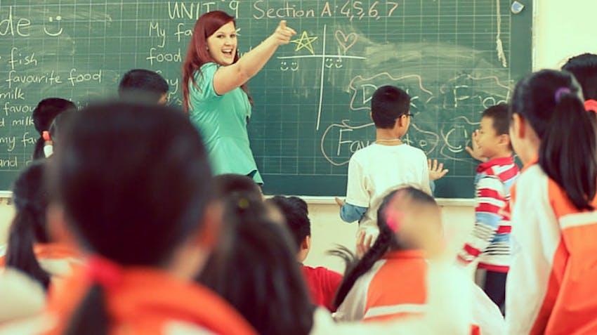 Volunteer abroad programs 2018 - Vietnam