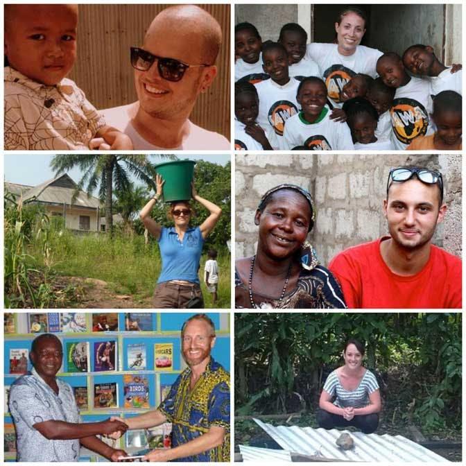 IVHQ Volunteer of the Year Finalists 2014