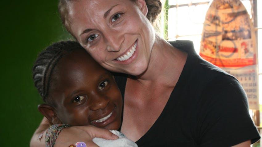 IVHQ Volunteer of the Year Winner Cara Lawler