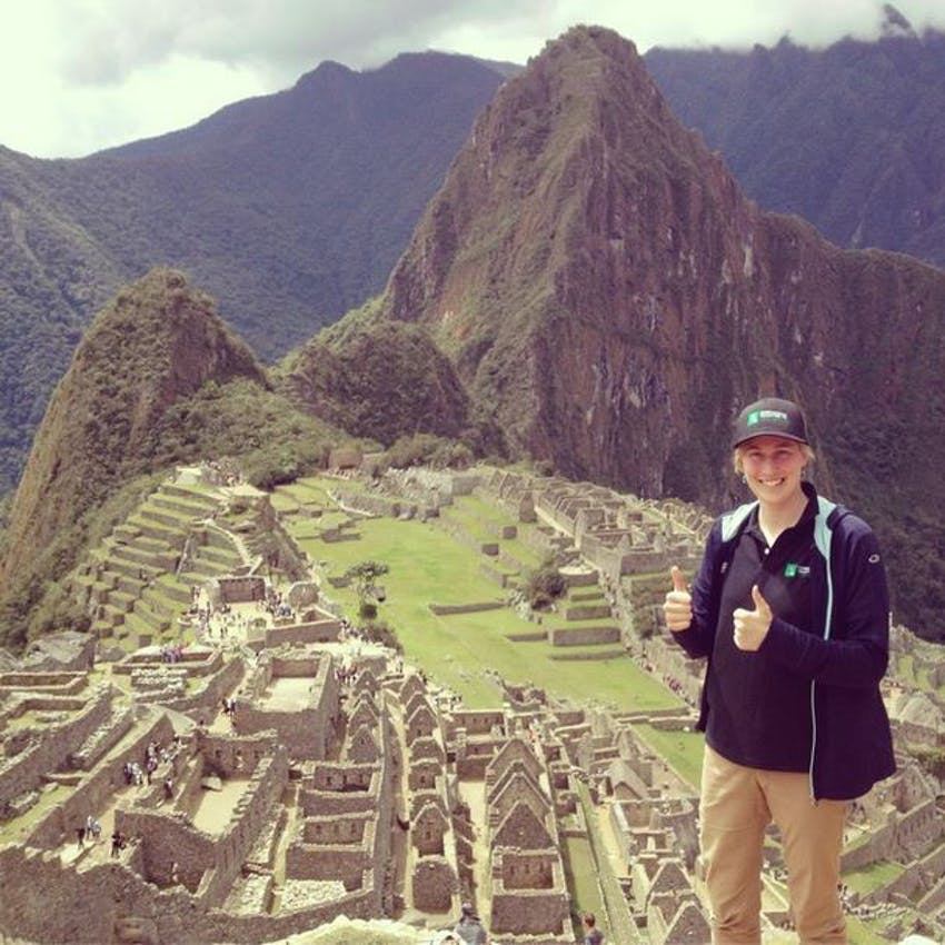 Volunteering in Lima - Machu Picchu
