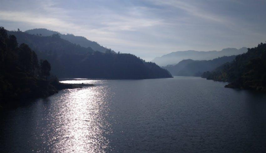 Views from trekking near Chitlang