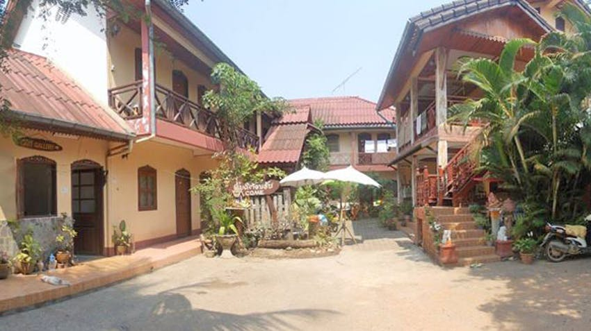 IVHQ Volunteer accommodation in Laos