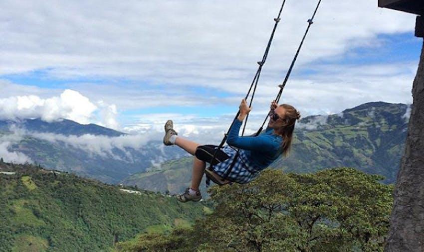 Volunteer on your alternative spring break with IVHQ in Ecuador