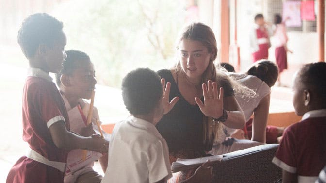 Learn how to volunteer abroad for free
