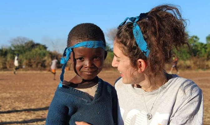 how to make money while volunteering abroad