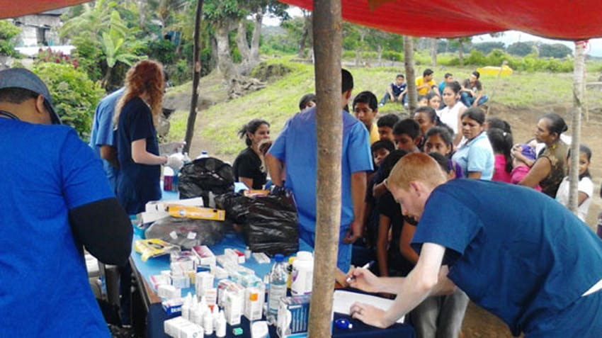 Volunteer medical camp in Guatemala with IVHQ