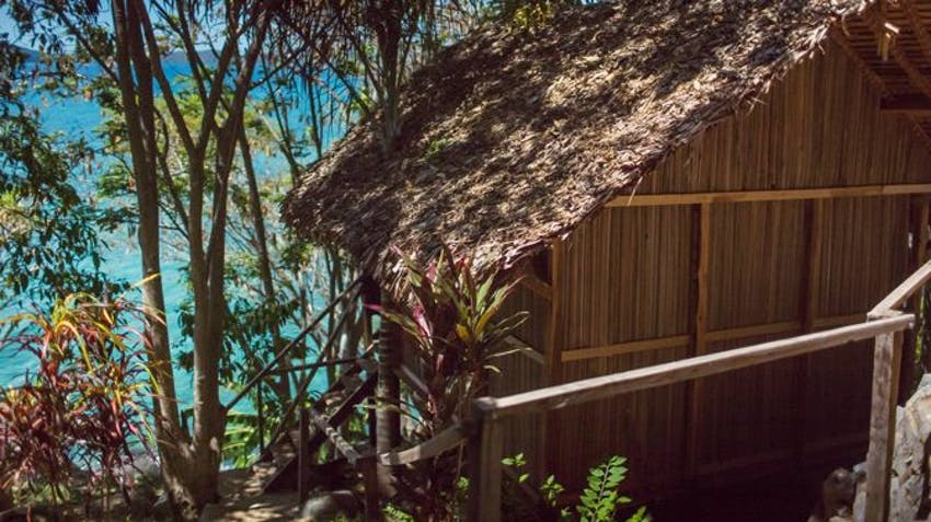 A look at the IVHQ volunteer accommodation in Madagascar