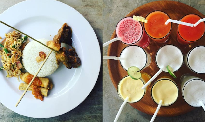 Foods Worth Traveling For - Bali