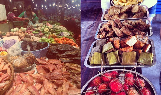 Foods Worth Traveling For - Cambodia