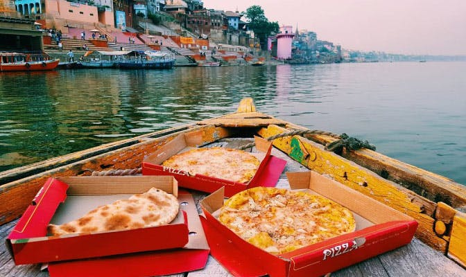 Foods Worth Traveling For - India