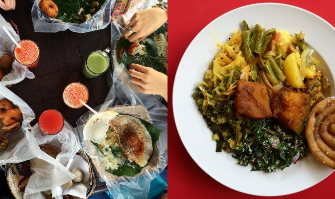 Foods That Will Make You Want To Travel - Curries in Sri Lanka