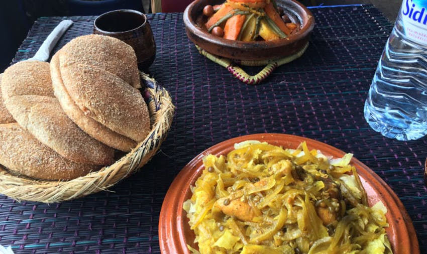 Foods Worth Traveling For - Morocco