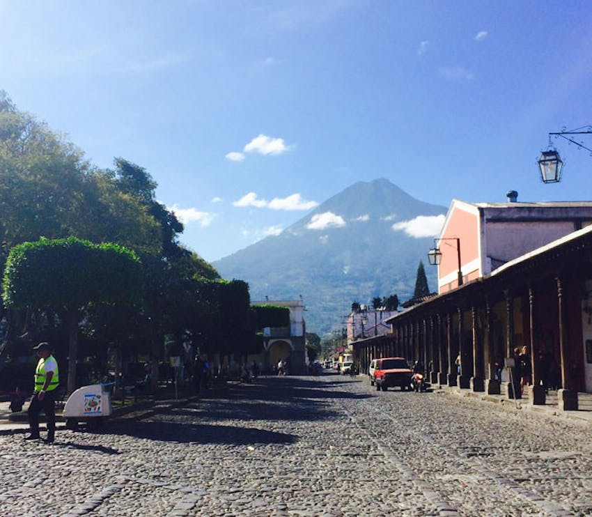Volunteering in Guatemala with IVHQ