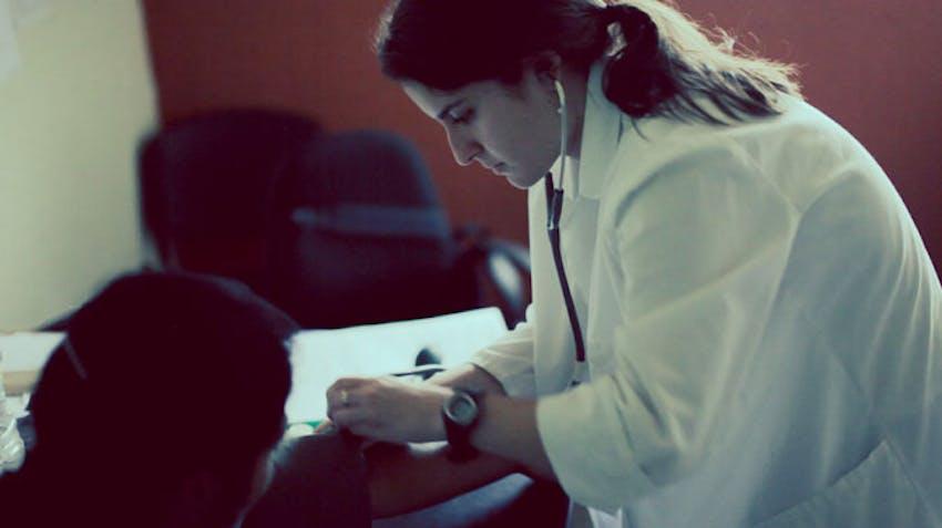 Medical volunteering in Guatemala