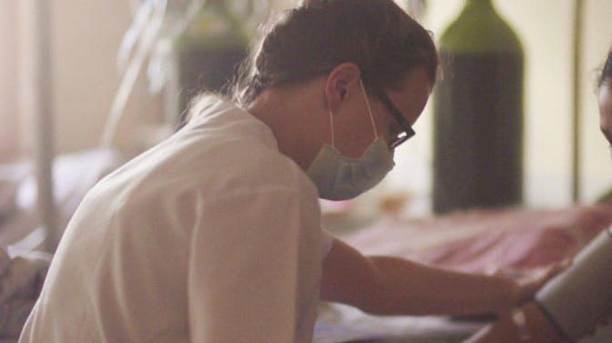 IVHQ medical volunteer in Vietnam