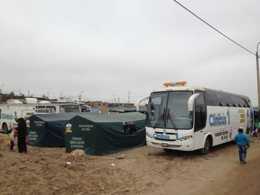Volunteer in Peru - Medical Campaign in Lima