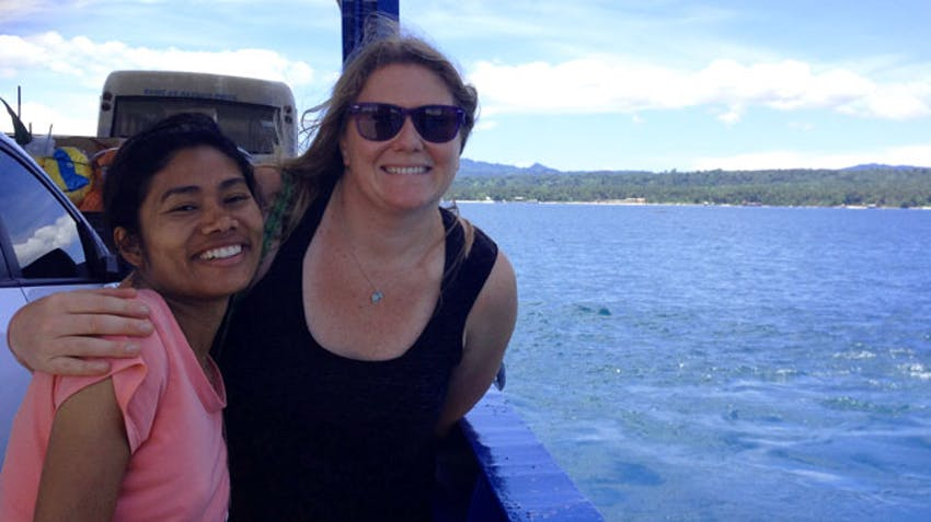 Meet the friendly locals as a volunteer in the Philippines with IVHQ
