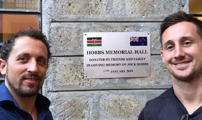 Blessed Hope School's Hobbs Memorial Hall