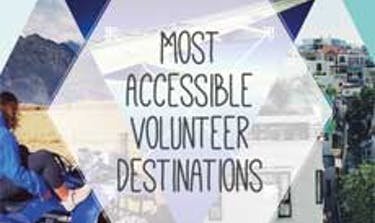 Most Accessible Volunteer Destinations with IVHQ