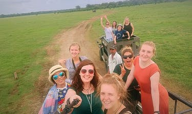 Why I Volunteered Solo In Sri Lanka