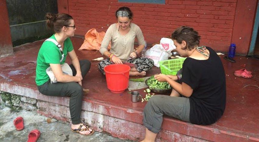 International Volunteer HQ Responsible Volunteering Best Practice Nepal