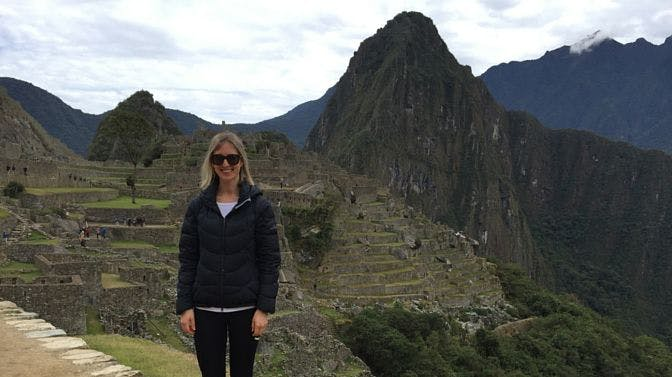 The Perks of Volunteering in Peru - Machu Picchu