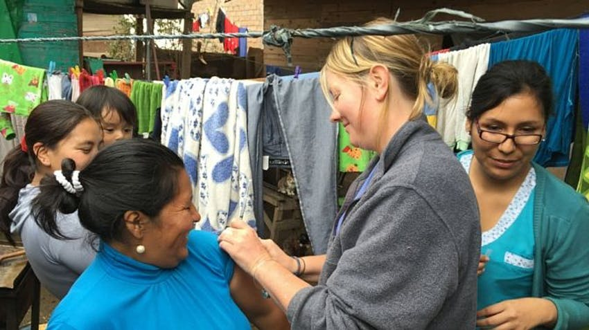 The Perks of Volunteering in Peru - Language Lessons