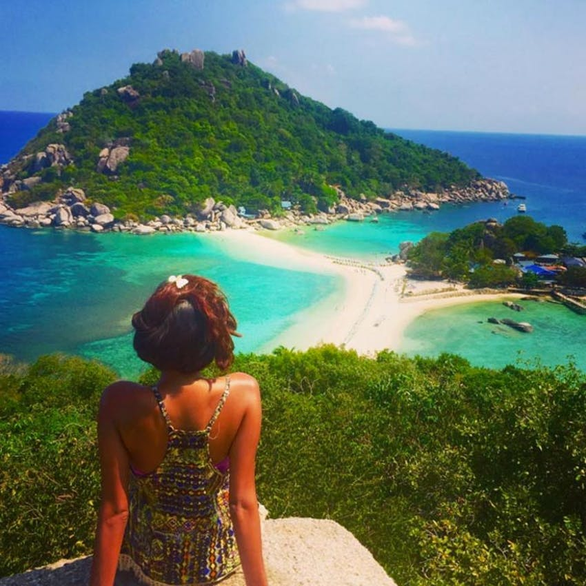 Visit Koh Tao during an IVHQ weekend in Thailand with IVHQ