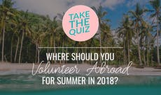 Where Should You Volunteer Abroad For Summer 2018?