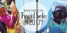 Where Should You Travel Solo with IVHQ In 2017?