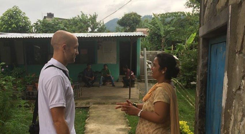 Responsible volunteering best practices and policies Nepal IVHQ