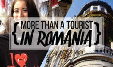 More Than A Tourist In Romania with IVHQ