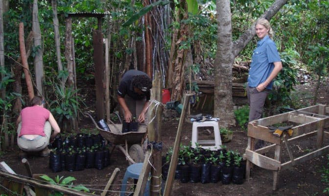 Sharron Maree Volunteered on the Eco-Agriculture Project With IVHQ in Guatemala