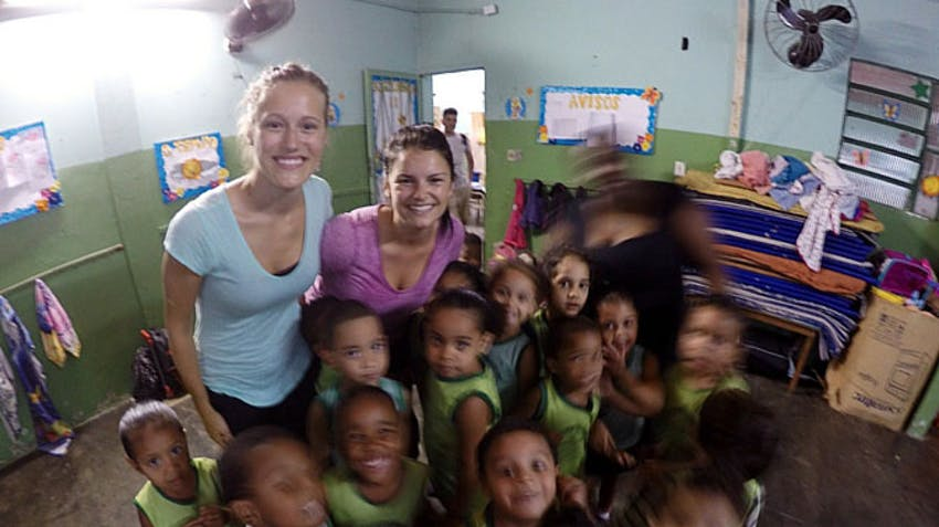 6 Signs You Should Volunteer In Brazil - Childcare Volunteers