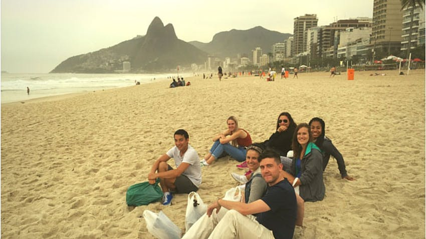 6 Signs You Should Volunteer In Brazil - Ipanema